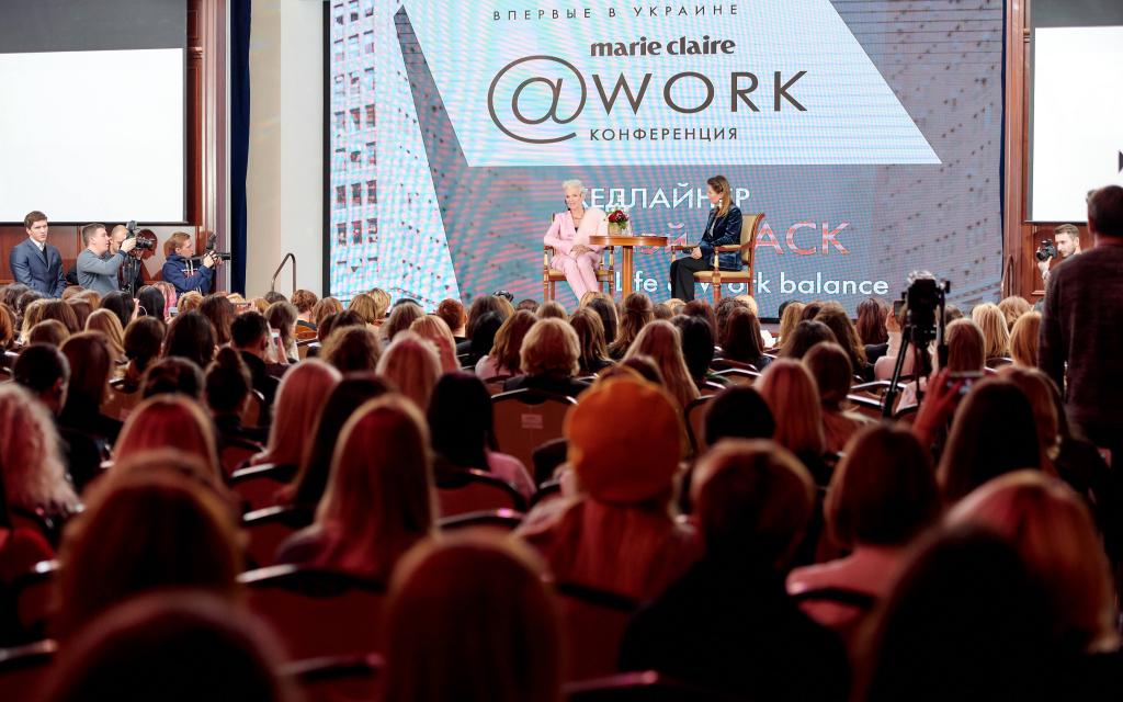 15 важных цитат из выступления Мэй Маск на конференции MC@WORK в Киеве-Фото 3