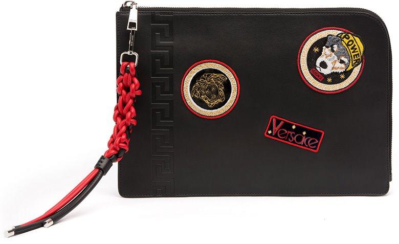Versace посвятил капсульную коллекцию джеку-расселу-терьеру Одри-Фото 5