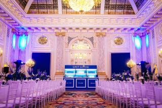 Фотоотчет: роскошный вечер изысканной французской гастрономии GREY GOOSE Le Marché Bleu