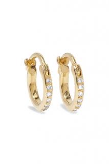 Серьги-кольца от Ileana Makri для мамы