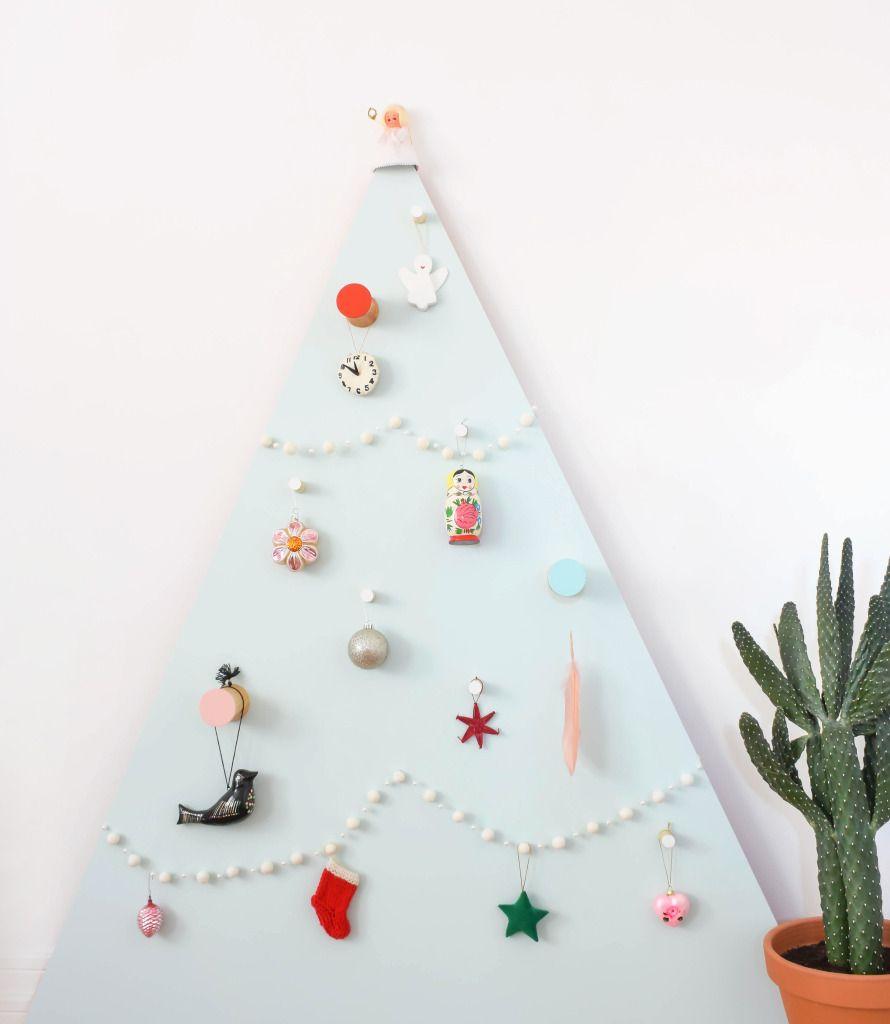 Новый взгляд: 8 интересных альтернатив новогодней елке-Фото 7