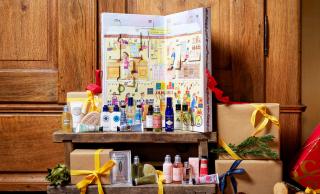10 лучших косметических адвент-календарей для поднятия новогоднего настроения