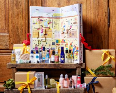 10 лучших косметических адвент-календарей для поднятия новогоднего настроения-430x480