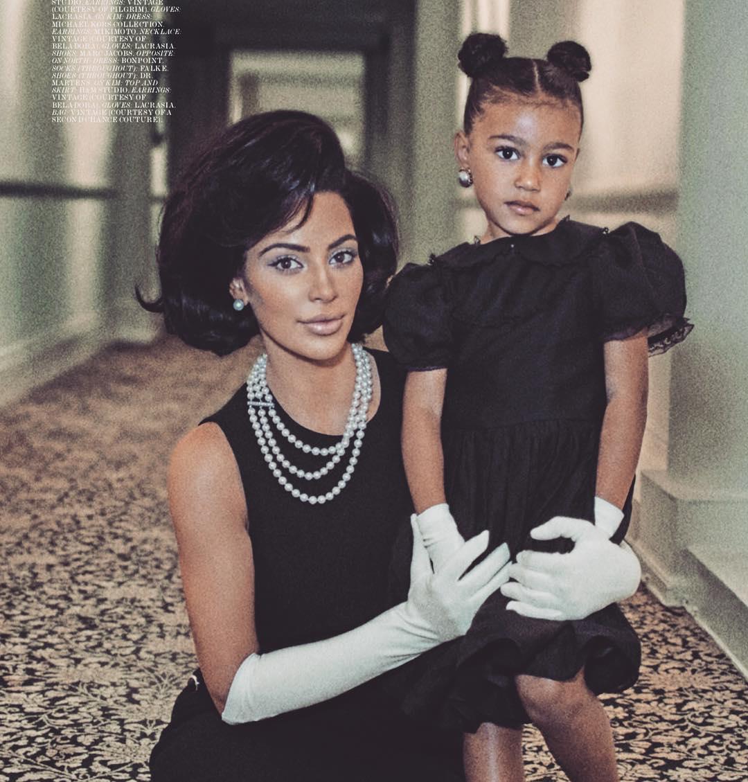 Ким Кардашьян обвинили в плагиате детской одежды-Фото 2