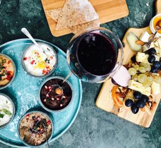 Черное вино — новый тренд в мире алкоголя