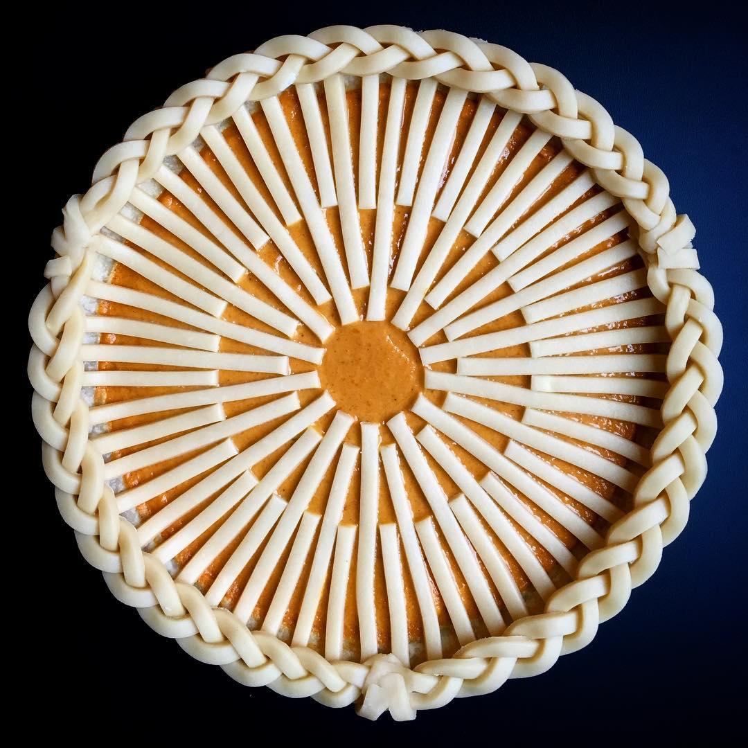 Настоящее искусство: нереальные пироги от food-блогера-Фото 1