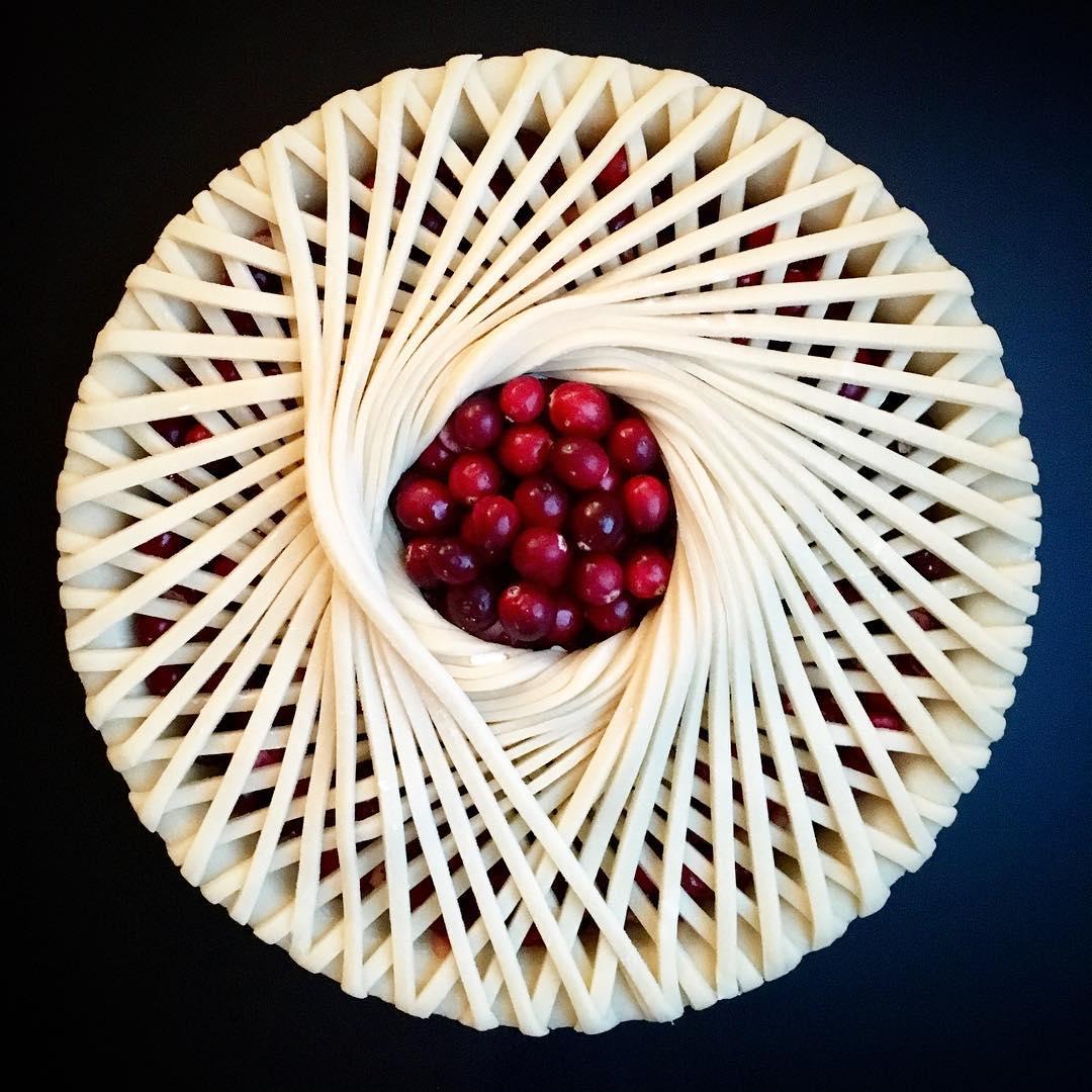 Настоящее искусство: нереальные пироги от food-блогера-Фото 4