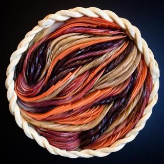 Настоящее искусство: нереальные пироги от food-блогера