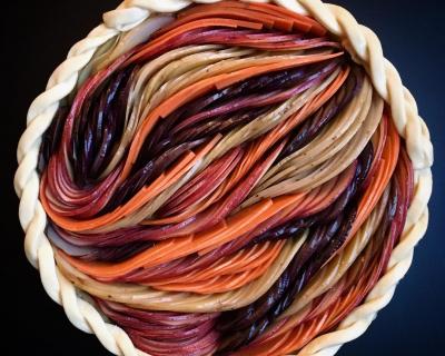 Настоящее искусство: нереальные пироги от food-блогера-430x480