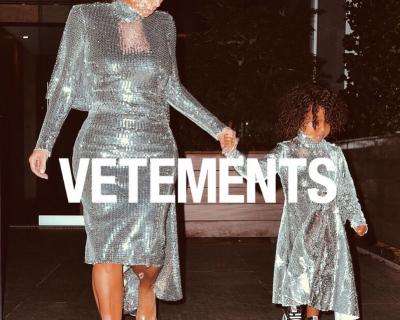 Ким Кардашьян обвинили в плагиате детской одежды-430x480