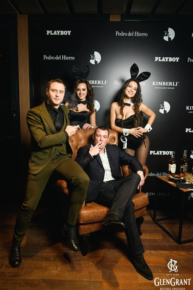 Фотоотчет: как прошла закрытая вечеринка Playboy Gentleman Club-Фото 13