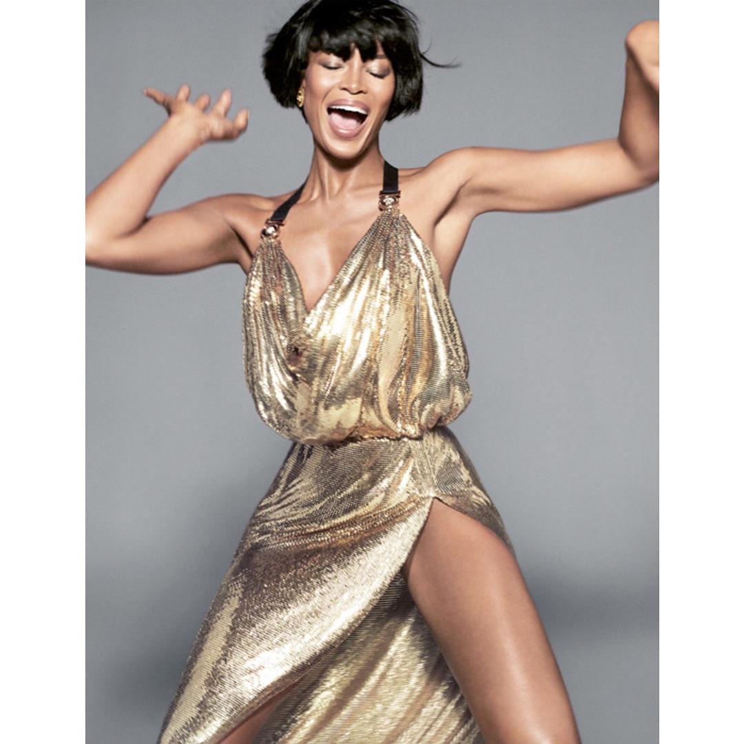 В честь Джанни Версаче: новый рекламный кампейн Versace-Фото 1