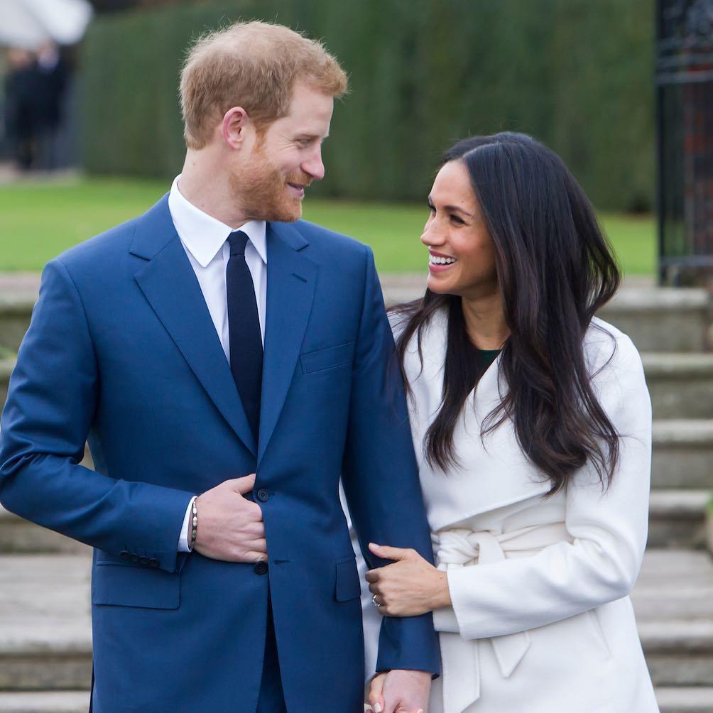 Принц Гарри и Меган Маркл объявили дату свадьбы-320x180