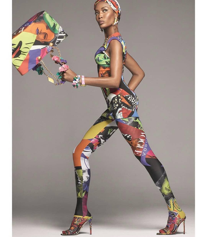 В честь Джанни Версаче: новый рекламный кампейн Versace-Фото 4