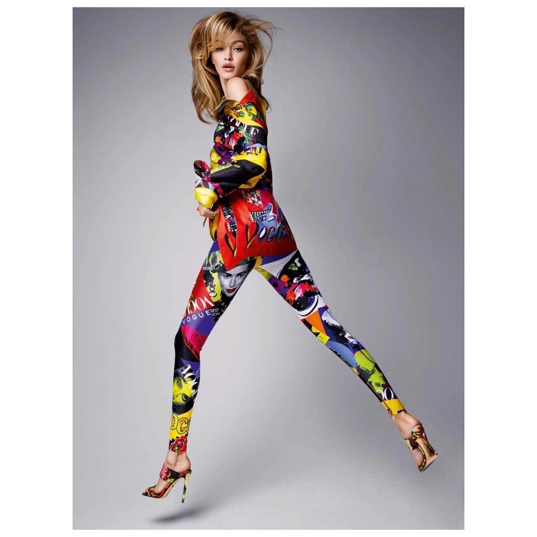 В честь Джанни Версаче: новый рекламный кампейн Versace-Фото 2