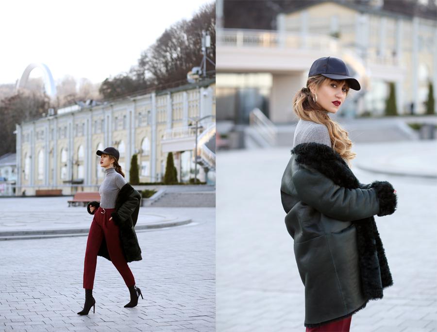 Стильные образы от украинских fashion-блогеров-Фото 1
