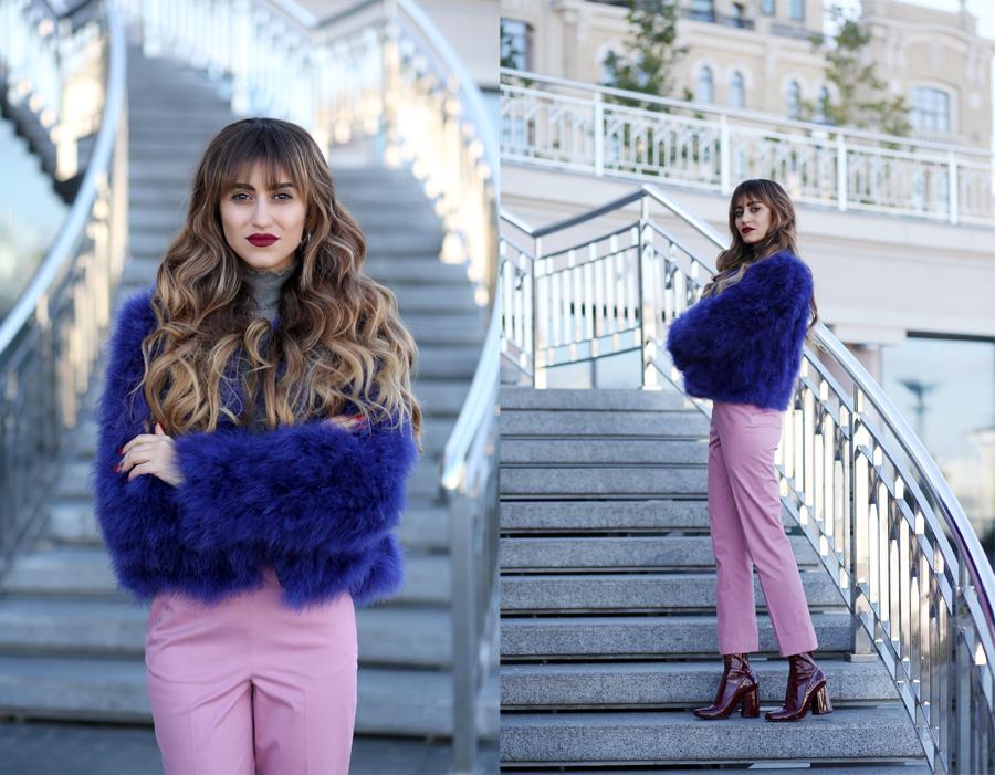 Стильные образы от украинских fashion-блогеров-Фото 2