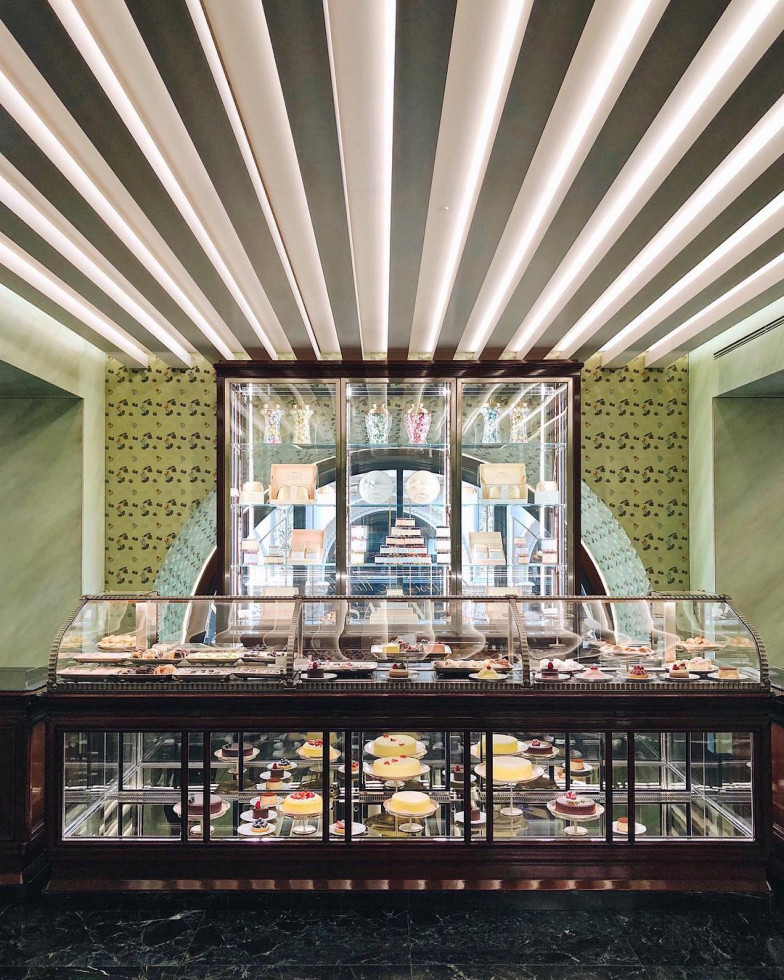Модная кухня: кафе и бары, открытые модными Домами и дизайнерами-Фото 2