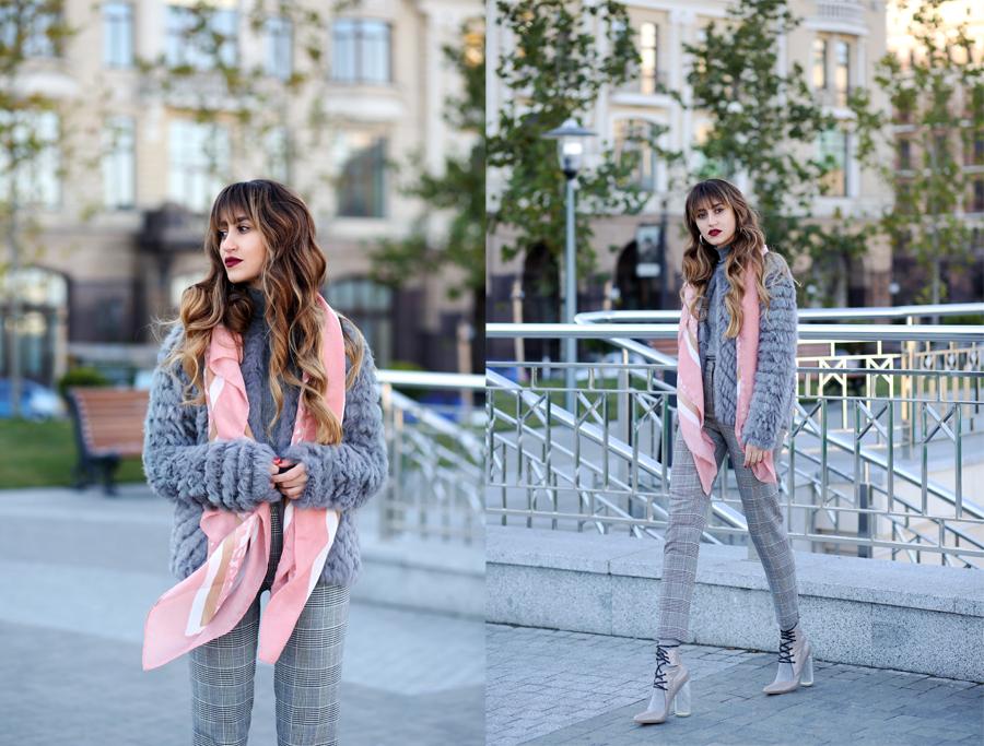 Стильные образы от украинских fashion-блогеров-Фото 3