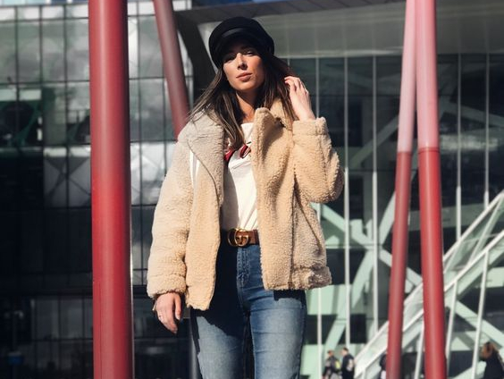 10 причин носить плюшевую шубу этой зимой
