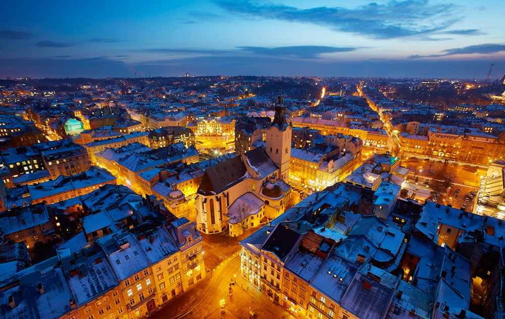 6 мест Украины, в которых можно провести незабываемый Новый год-Фото 3