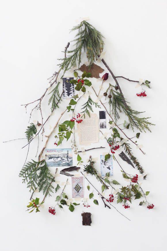 Новый взгляд: 8 интересных альтернатив новогодней елке-Фото 6