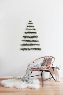 Новый взгляд: 8 интересных альтернатив новогодней елке