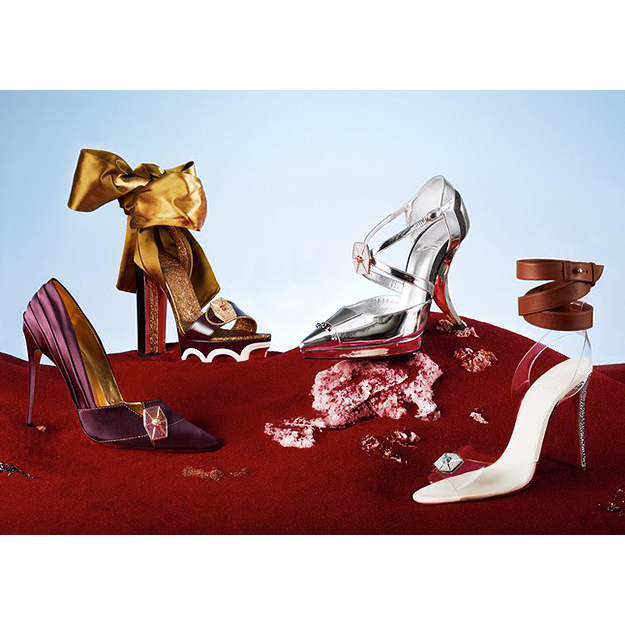 Christian Louboutin создал коллекцию обуви в честь «Звездных воинов»-320x180