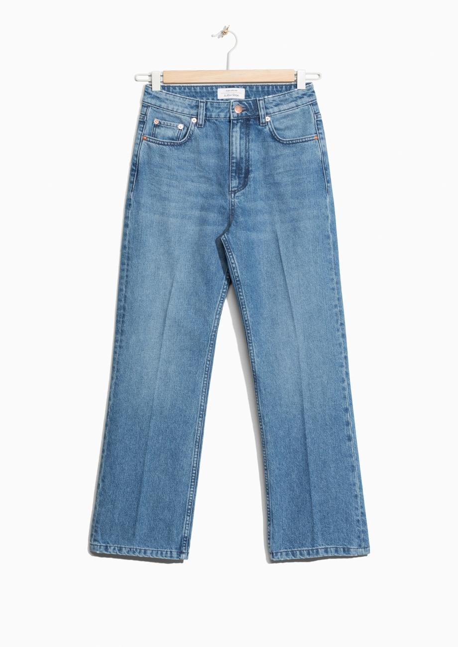 Как подобрать джинсы под свой тип фигуры-Фото 3