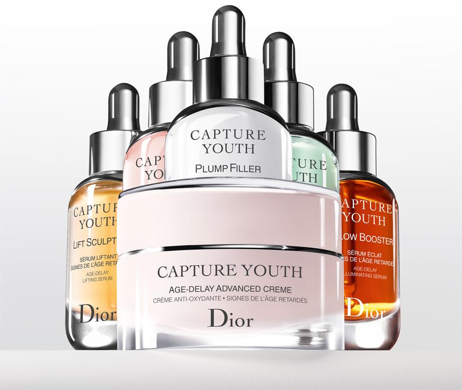 Кара Делевинь презентовала линию по уходу за кожей для миллениалов Capture Youth, Dior-Фото 2