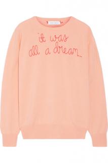Кашемировый свитер от Lingua Franca для сестры