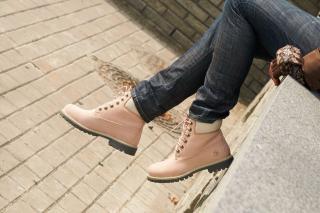 Вещь дня: ботинки от Lumberjack