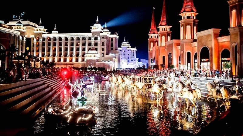 Отпуск мечты в Rixos Premium Belek-Фото 13