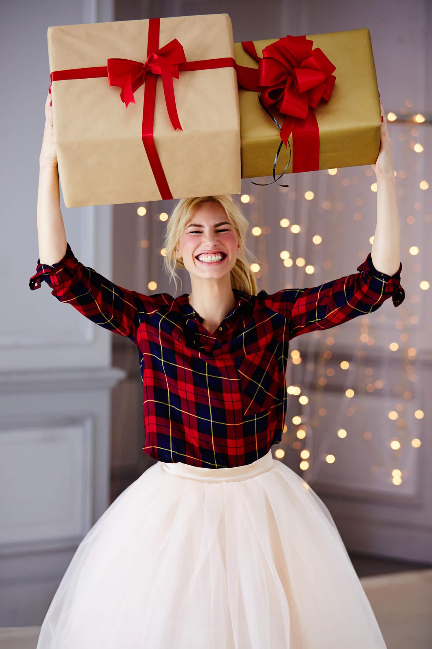 9 новогодних подарков, которые вам захочется оставить себе-Фото 1
