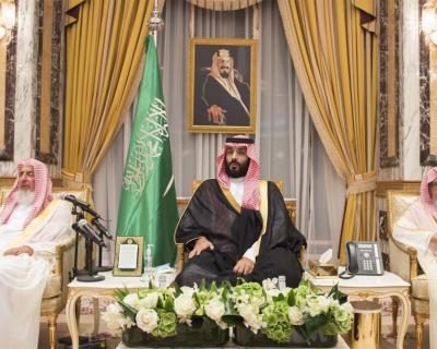 Читатели Time назвали Человеком года наследного принца Саудовской Аравии-430x480