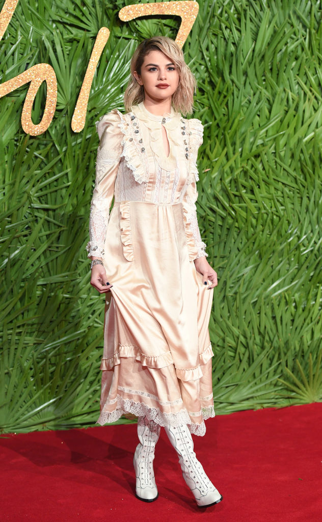 The Fashion Awards 2017: Ирина Шейк и Наоми Кэмпбелл посетили премию-Фото 5