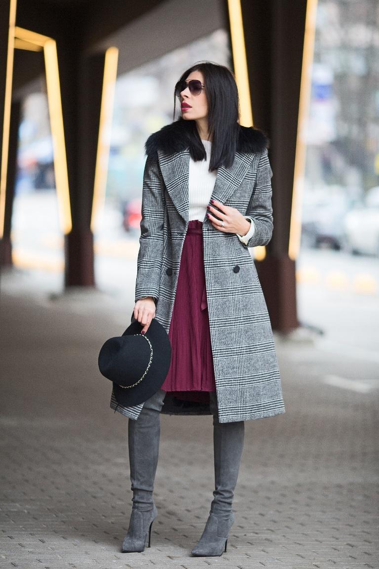 Стильные образы от украинских fashion-блогеров-Фото 5