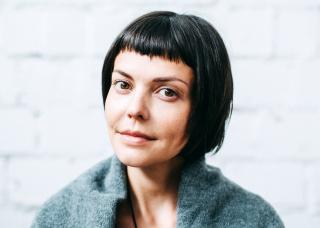 Катя Тейлор(основательница творческого пространства Port creative hub)