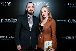 Константин Путиленко и Ксения Тюрикова