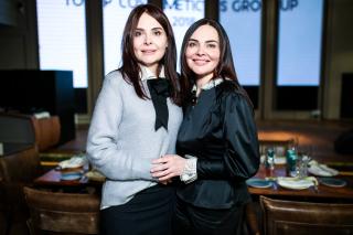 Ксения Лапина и Екатерина Малкова