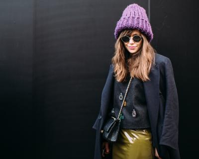 Какую выбрать: самые модные шапки сезона-430x480
