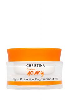 Дневной гидрозащитный крем с SPF 25 (Forever Young)