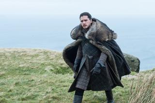 Самые стильные герои сериалов: Джон Сноу возглавил рейтинг