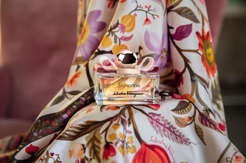 Salvatore Ferragamo представил новый аромат Signorina Ribelle-Фото 5