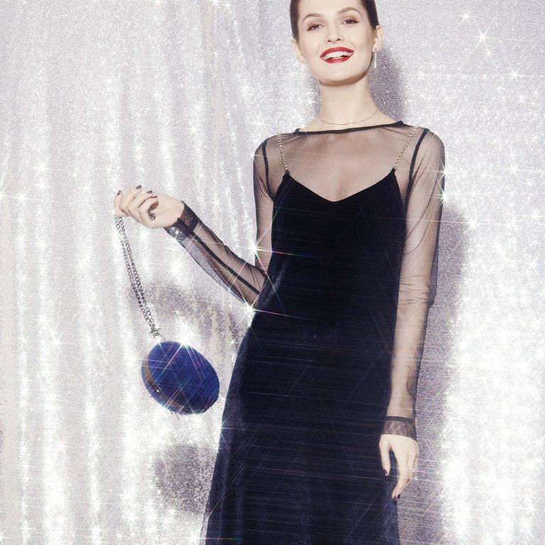 Блистать, как киногероиня: 7 платьев для встречи Нового года от украинских брендов-Фото 2