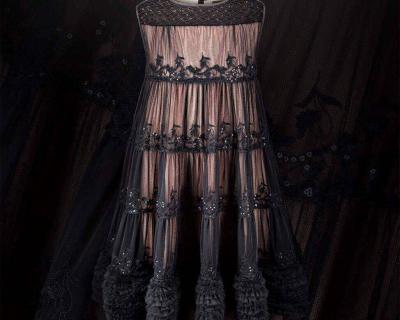 Впервые в Украине: Выставка платьев haute couture бренда Victoria Gres-430x480