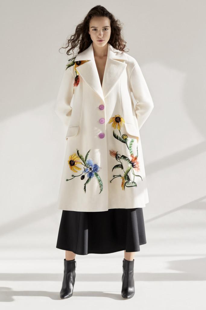 Каролина Хэррера представила коллекцию одежды Pre-Fall 2018-Фото 1