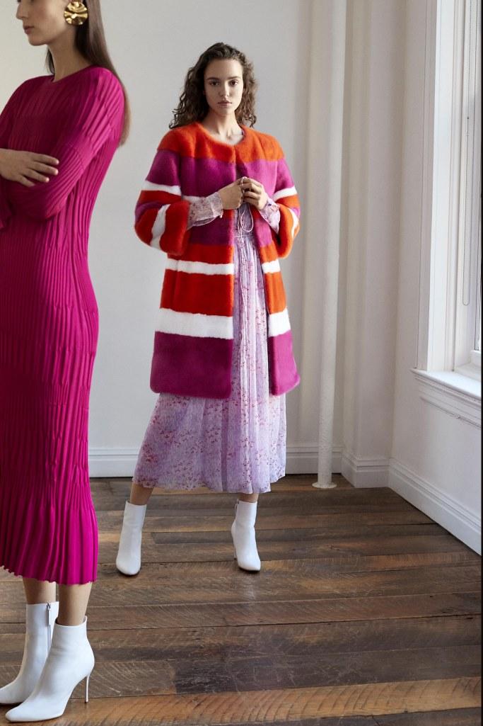 Каролина Хэррера представила коллекцию одежды Pre-Fall 2018-Фото 2