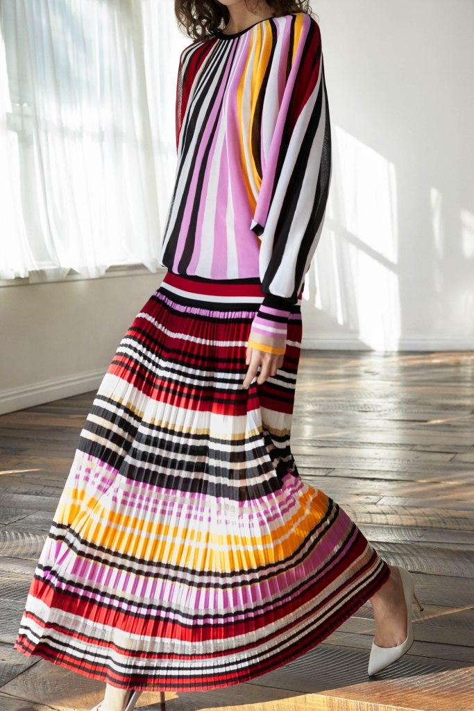 Каролина Хэррера представила коллекцию одежды Pre-Fall 2018-Фото 5