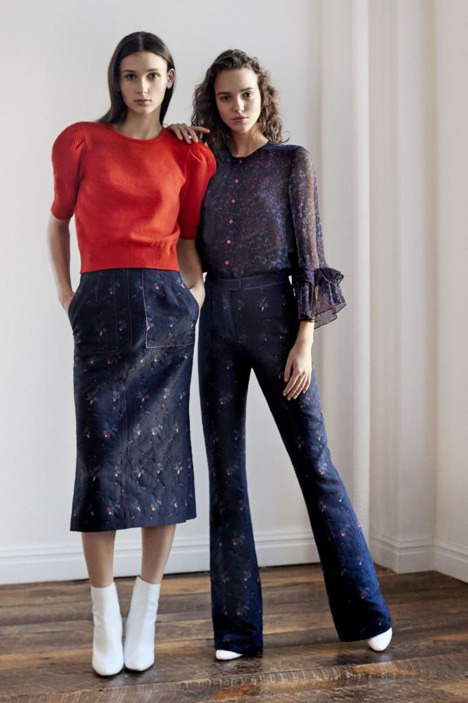 Каролина Хэррера представила коллекцию одежды Pre-Fall 2018-Фото 4